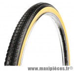 Pneu pour vélo tradi 650 1/2 ballon bsc noir/beige (26x1/2x1 5/8 - 44-584) marque Deli Tire