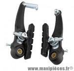 Etrier de frein VTT v-brake enfant résine noir 102mm marque Atoo - Matériel pour Vélo