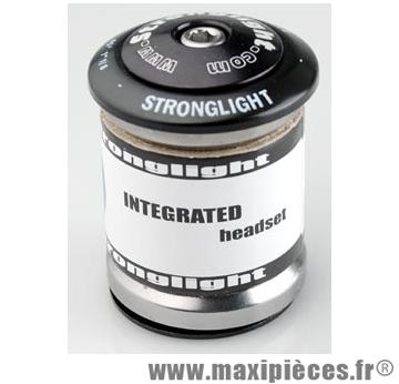Jeu direction vélo intégré 1 pouce 1/8 cartouche 41,8x45°x45° light'in acier marque Stronglight - Pièce Vélo
