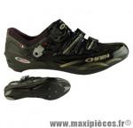 Chaussure route chain nova noir t38 (paire) - Accessoire Vélo Pas Cher pour cycliste