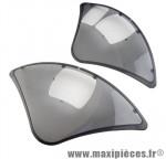 Pare jupe 26/28 pouces noire (paire) marque Roto - Accessoire Vélo