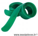 Bande anti-crevaison VTT 26/24 pouces largeur 34mm verte (blister de 2) marque Zéfal - Matériel pour Cycle