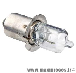 Lampe/ampoule 6v 2.4w halogène (x1) pour cubelight ii/vario marque Sigma - Accessoire Vélo