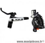 Frein disque avant hydro slx m675 noir postmount 1000mm marque Shimano - Matériel pour Vélo