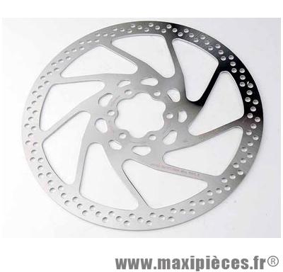 Disque frein VTT 6 trous d180 mm rt56 deore marque Shimano - Matériel pour Vélo