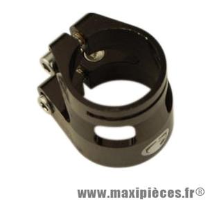 Collier tige de selle route noir réducteur de 34.9 vers 31.6mm - Accessoire Vélo Pas Cher