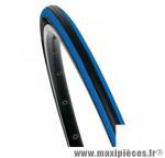 Pneu pour vélo de route 700x23 ts equinox 2 noir/bleu (23-622) marque Hutchinson