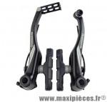 Etrier de frein VTT v-brake acera/alivio noir marque Shimano - Matériel pour Vélo