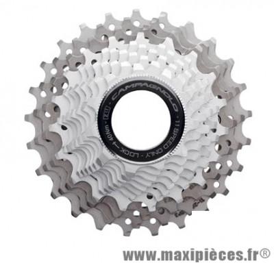 Cassette 11 vitesses record ud 11-23 dents marque Campagnolo - Pièce Vélo
