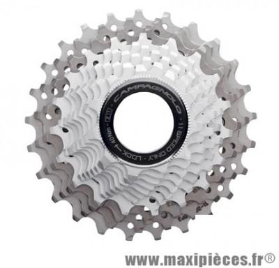 Cassette 11 vitesses record ud 11-25 dents marque Campagnolo - Pièce Vélo