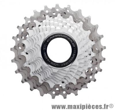 Cassette 11 vitesses record ud 12-25 dents marque Campagnolo - Pièce Vélo
