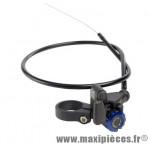 Blocage de fourche poploc avec cable et gaine marque Rockshox - Matériel pour Cycle