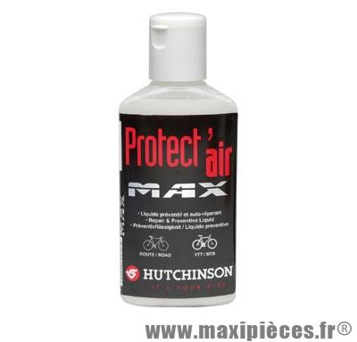 Liquide préventif et auto-réparant Protect'air Max Hutchinson pour crevaison vélo / VTT 120ml