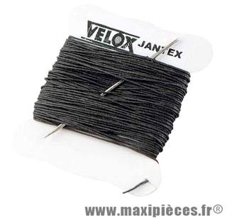 Fil a boyau + aiguille jantex - Accessoire Vélo Pas Cher