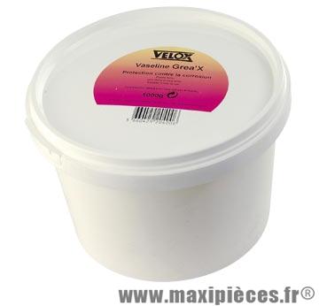 Graisse standard (pot 1kg) marque Vélox