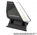 Emetteur/palpeur cadence de pédalage sts (bc 16.12/rox 6/1609/2209/1909hr) marque Sigma - Accessoire Vélo