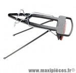 Porte bagage arrière 26/28 pouces mercur alu (25kgs) marque Pletscher - Accessoire Vélo