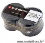 Chambre à air de VTT 26x1.70/2.35 vs (lot de 2) prix net marque Hutchinson