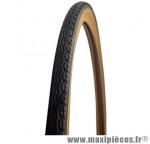 Pneu pour vélo tradi 650 1/2 ballon bsc zz tr noir/beige (44-584) marque Michelin - Pièce Vélo