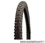 Pneu pour BMX 20x2.125 noir crampon pave (54-406) marque Deli Tire
