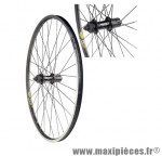 Roue VTT 26 pouces (paire) xm117 noir + rm66 centerlock 8/9v disque + v.brake marque Mavic - Pièce Vélo
