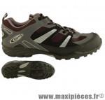 Chaussure VTT explorer noir/gris t39 a lacet (paire) marque GES