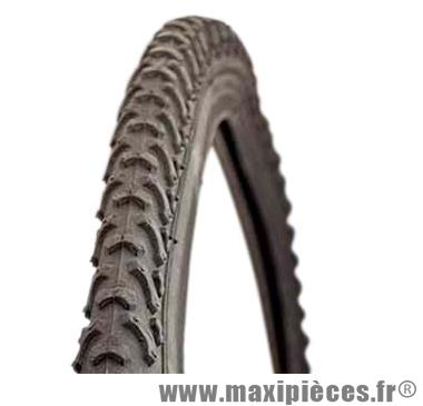 Pneu de vélo cyclocross 700x28 noir école de cyclisme (30-622) marque Deli Tire
