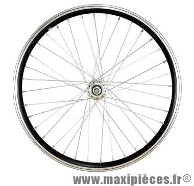 Roue remorque 20 pouces moyeu alu - Accessoire Vélo Pas Cher