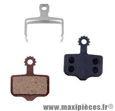 Plaquette de frein VTT adaptable avid élixir/sram/avid xx (paire) marque Atoo - Matériel pour Vélo
