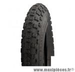 Pneu de VTT 12 1/2x2 1/4 noir crantée (62-203) marque Deli Tire