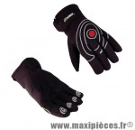 Gant hiver alaska neoprene (taille XL) noir (paire) marque Optimiz - Matériel pour Vélo