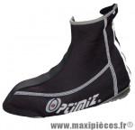 Couvre chaussure hiver neoprene (taille XXL) noir (paire) 46-48 marque Optimiz - Matériel pour Vélo pour cycliste