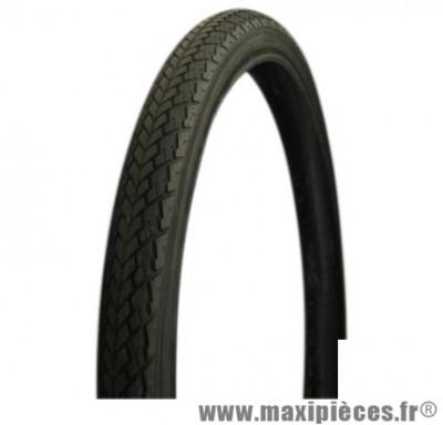 Pneu de VTC City 26x1.75 noir (47-559) marque Deli Tire