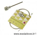 Cable frein route inox type shimano 1.70m (vendu par boite de 20) marque KBLE - Pièce Vélo
