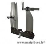 Devoileur de roue réglable 16 a 28 pouces marque No Contest - Accessoire Vélo