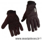 Gant hiver windster (taille XL) noir (paire) marque No Contest - Accessoire Vélo