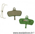 Plaquette de frein VTT adaptable avid code/code 5 (paire) organique marque SwissStop - Matériel pour Cycle