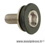 Vis boitier de pédalier/manivelle btr d8x100 (x1) - Accessoire Vélo Pas Cher *prix spécial !