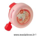 Sonnette enfant hello kitty - Accessoire Vélo Pas Cher