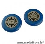 Roues de trottinette en 120 mm roulements abec 5 (paire) - Accessoire Vélo Pas Cher