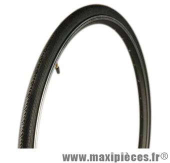 Pneu de VTT 26x1.00 slick noir (25-559) marque Deli Tire