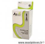 Chambre à air de route 700x20/23 vp valve 60mm marque Atoo - Matériel pour Vélo
