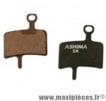 Plaquette de frein VTT adaptable promax/diatech (paire) marque Ashima - Pièce Vélo