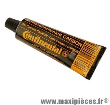 Colle boyau spéciale jantes carbone 25g (le tube) marque Continental - Accessoire Vélo