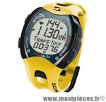 Cardio rc 14.11 jaune sts run (spécial running) marque Sigma - Accessoire Vélo