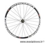 Roue route 700 arrière versus noir profil 30 mm mx reflex noir shim. 11/10v. marque Miche - Pièce Vélo
