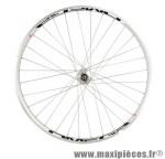 Roue vélo fixie 700 argent arrière moyeu primato pista (r avt481398) marque Miche - Pièce Vélo