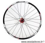 Roue VTT 29 pouces avant blocage disc jante neo noir mx / moy. m475 double paroi 32t - Accessoire Vélo Pas Cher