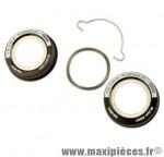 Boîtier de pédalier cuvettes intégrées Campagnolo Ultra Torque OS Fit BB86 86,5x41 mm noir