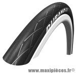 Pneu pour vélo de route 24x0.90 ts durano noir hs399 195g (23-520) caa ref 482103 marque Schwalbe